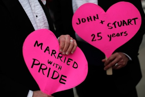 Homosexuality as Infertility: How to End the Marriage Debate | Wendy Current Issues | Scoop.it