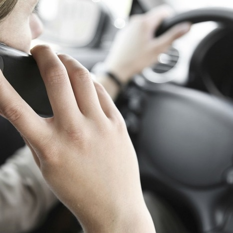 6 Tech Tools to Tackle Distracted Driving | Dayton DUI Defense | Scoop.it