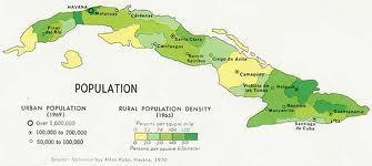 Cuba Population and Demographics   Cuba, Josh Crouch   Scoop.it