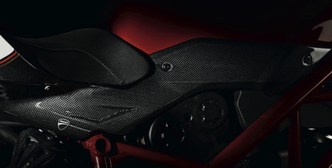 Superbike.co.uk  When your new Ducati Streetfighter 848 just isn't pretty enough   Ductalk Ducati News   Scoop.it