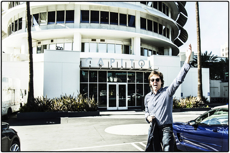 Paul Signs Worldwide Recording Agreement With Capitol Records | Bruce Springsteen | Scoop.it