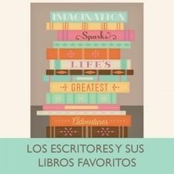 Los escritores y sus libros favoritos « Letroactivos   Educacion, ecologia y TIC   Scoop.it