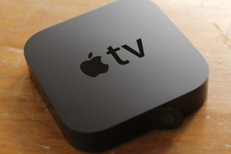 Apple TV updated to iOS 5.1 - now configure Wi-Fi and Ethernet for corporate networks | eLearning tools | Scoop.it
