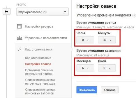 Как перейти на Universal Analytics с Google Analytics   Google Analytics   Scoop.it