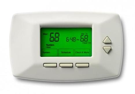 3 Myths About Programmable Thermostats | Home & Business Security - keyless locks and safes | Scoop.it
