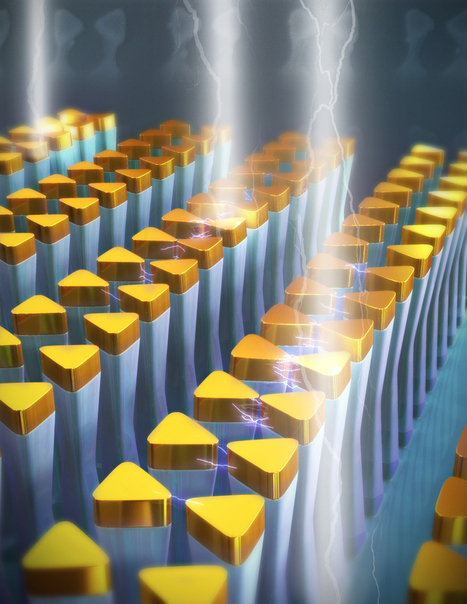 Researchers demonstrate novel, tunable nanoantennas | Research | Scoop.it