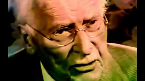 Carl Jung sobre Dios, la muerte y la importancia de encontrar significado en una memorable entrevista (VIDEO) | El rincón de mferna | Scoop.it