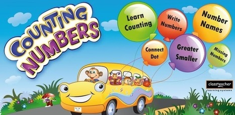Mind Shaper Technologies Unveils Counting Numbers App for Kids | Classteacher | Mind Shaper Technologies | Mind Shaper Technologies | Scoop.it