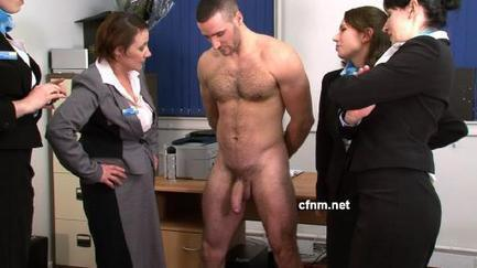 Locker Room Nude Men