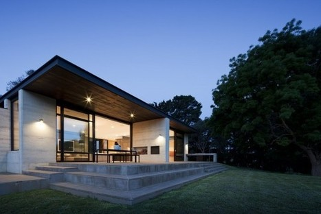 Contemporary Green Design: Merricks House by Robson Rak Architects | Architecture and Architectural Jobs | Scoop.it
