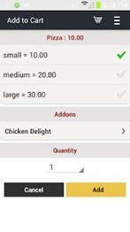 JustEat Clone - Comeneat App - Android Apps on Google Play   Roamsoft Technologies Pvt Ltd   Scoop.it