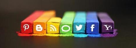 ¿Qué debería implicar para la empresa estar presente en las redes sociales?   Comunicación   Scoop.it