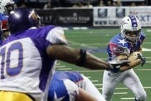 Texan Becomes First Woman To Play Running Back In Men's Pro Football League - ThinkProgress | American Football Today McCastle W. | Scoop.it