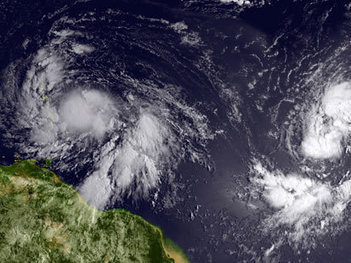 Hurricane Isaac Threatens To Swamp Republican Convention | sqeptiq | Scoop.it