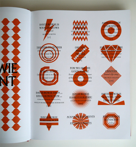 Creative Review - David Bowie Is the subject of this V&A book | Creative Feeds | Scoop.it