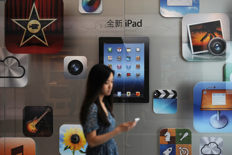 Here's to the next billion: Apple's Q4 FY2013 show China and Japan with the highest percentage growth | Digital marketing to China and APAC consumer | Scoop.it