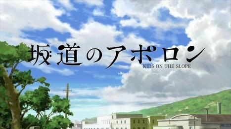 Critique : Kids on the Slope, un anime centré sur le Jazz | Critiques de mangas | Scoop.it