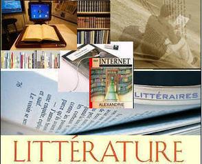 Littérature française, Auteurs, Bibliothèques Audio, BD, Chansons, FLENET | Remue-méninges FLE | Scoop.it