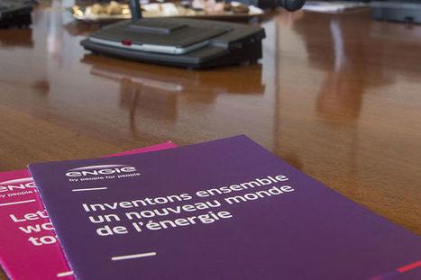 Engie lance le réseau bas débit pour les objets connectés | TV Business Finance & Earnings | Scoop.it