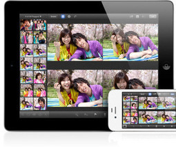 iPhoto for iPhone, iPad: powerful editing, scrapbook creation! | Emerging Digital Workflows [ @zbutcher ] | Scoop.it