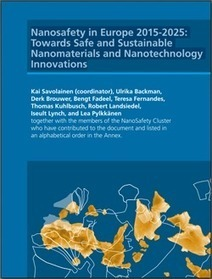 EU NanoSafety Cluster - News and Events   FP7 & H2020 - NanoSafety Research   Scoop.it