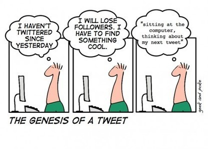 What To Tweet? The Value Of Social Following - | Social media influence tips | Scoop.it