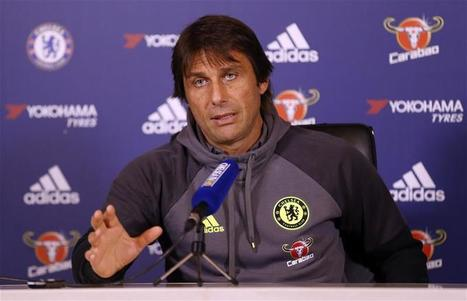Antonio Conte: Chelsea can win the Premier League – despite Sir Alex Ferguson's doubt | In the net. Football | Scoop.it