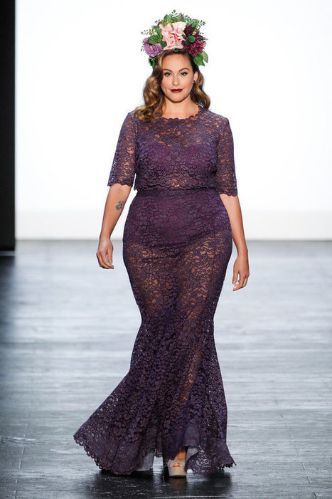 A Plus-Size Designer Wins 'Project Runway' | Fashion Technology Designers & Startups | Scoop.it