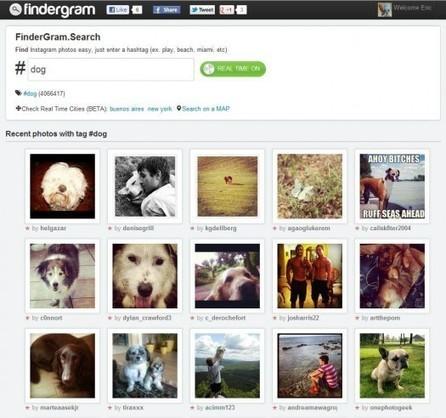 Un moteur de recherche pour Instagram, Findergram   Backlight Magazine. Photography and community.   Scoop.it