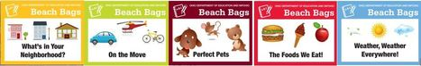Beach Bags - 2014 | Resources to Support the Third Grade Guarantee | Scoop.it