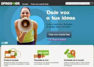 Crear una radio Online con Spreaker | Utilidades Gratis | Leyendas del Madridismo | Scoop.it