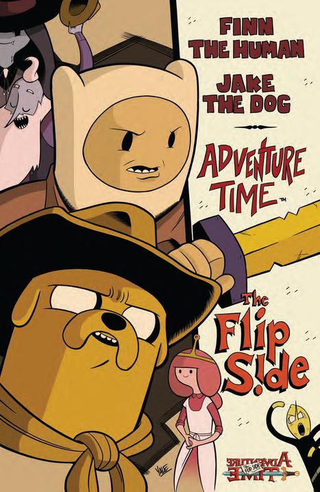 It's Adventure Time! Finn & Jake Join BOOM! Studios To Present Paul Tobin ... - Mstarz | Comics | Scoop.it