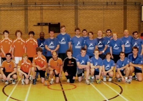 OLYMPIC HANDBALL FIRST FOR COLERAINE - Sport - Coleraine Times | The Handball E-zine | Scoop.it