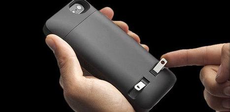 Case de iPhone vem com tomada | Tecnologia e Comunicação | Scoop.it