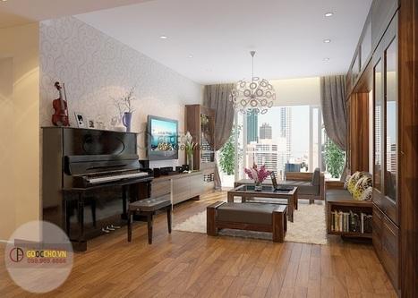 6 mẫu thiết kế nội thất chung cư đẹp nhất | Royal City | Thiết kế nội thất chung cư RoyalCity | Scoop.it