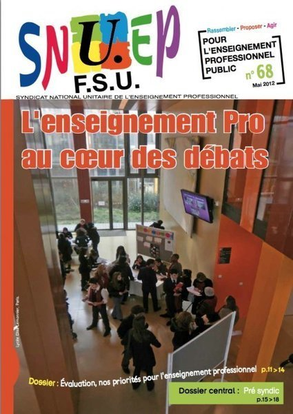 Syndicat National des Personnels d'Inspection de la FSU | Profencampagne - Le blog education et autres... | Scoop.it