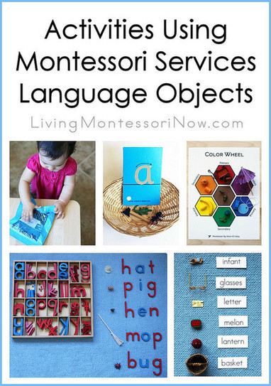 Activities Using Montessori Services Language Objects + $50 Gift Certificate Giveaway! | Montessori Inspired | Scoop.it