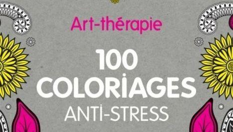 Art-thérapie, coloriage pour adultes : à vos crayons - PTiTBloG (Blog) | Info Psy | Scoop.it