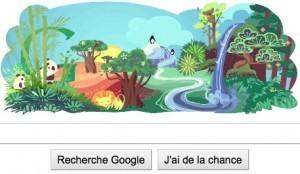 Google fête le Jour de la Terre avec un Doodle animé | toute l'info sur Google | Scoop.it