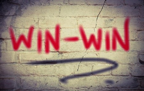 How to Create Strategic Partnerships That Are a Win-Win | Entrepreneurship: Doing good, being bold, empowering others | Scoop.it