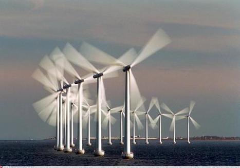 L'éolien a deux fois plus de potentiel que le pétrole | Eolien en mer | Scoop.it