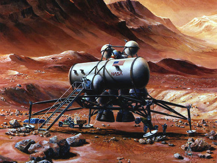 Mars Missions Are A Scam | Space matters | Scoop.it