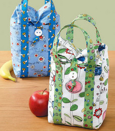 Cute-Enough-to-Eat Lunch Bags : For Babies & Kids :  Shop | Joann.com | Einfach Nähen | Scoop.it