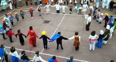 Vielle-Aure : le Moyen Âge  a envahi l'école   Vallée d'Aure - Pyrénées   Scoop.it