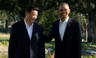 US-China summit ends with accord on all but cyber-espionage   Sustain Our Earth   Scoop.it