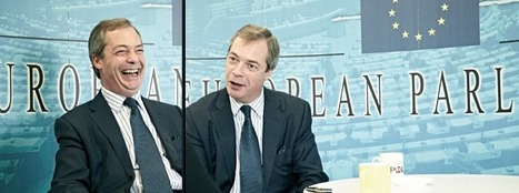 Carry-on Farage - UKIP's leader, MEP, Nigel Farage has all the humour and comedic facial contortions of a camp Mike Yarwood but when it comes to politics, he's nobody's fool | Holyrood magazine | Scoop.it
