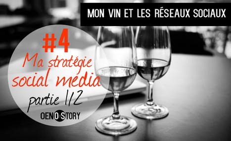 Mon vin et les réseaux sociaux: ma stratégie social media en 6 étapes (1/2)   Vin 2.0   Scoop.it