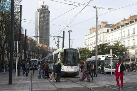 Nantes. Bientôt des busways géants de 24 m de long   Prévention et Signalisation Routière   Scoop.it
