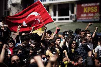 Las raíces del descontento turco | esglobal | Nuevas Geografías | Scoop.it