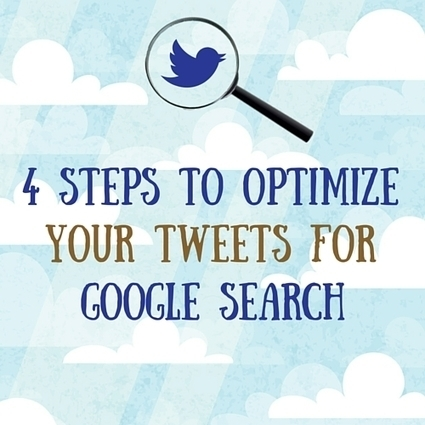 Twitter and Google Are Back In Bed With One Another (How You Can Optimize Your Tweets To Take Advantage) | Toulouse networks | Scoop.it